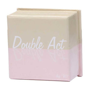 W7 Double Act Face Powder Bronzer/Blusher 8g - Super Perfumes