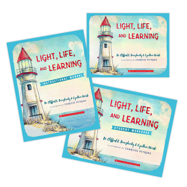 Light, Life, and Learning — Storybook, Workbook & Instructional Manual