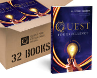 Quest for Excellence<br> (box / 32 books)
