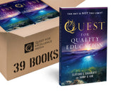 Quest for Quality Education<br> (box / 39 books)