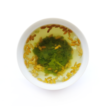 Load image into Gallery viewer, Genmaicha with Matcha  抹茶入り玄米茶