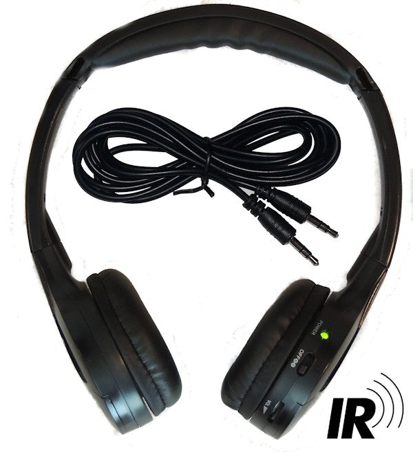 #1 most comfortable IR infrared wireless headphone