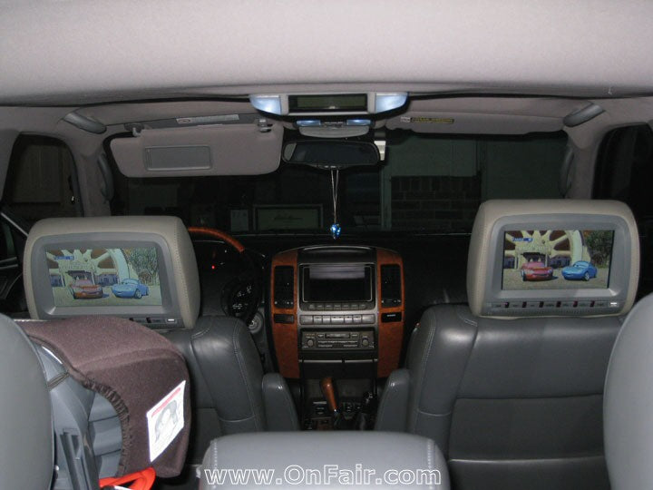 OnFair Autotain Customer Photo Lexus GX470