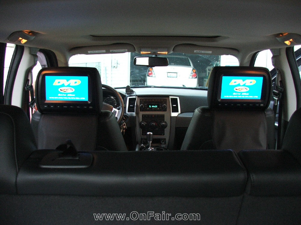 OnFair Autotain Customer Photo 2009 Jeep Grand Cherokee Laredo