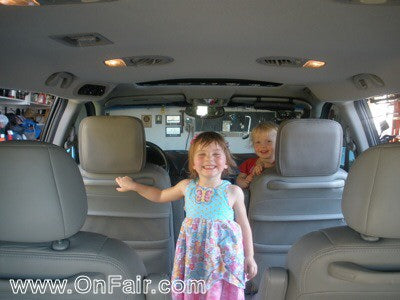 2007 Honda Odyssey Headrest DVD Player Install