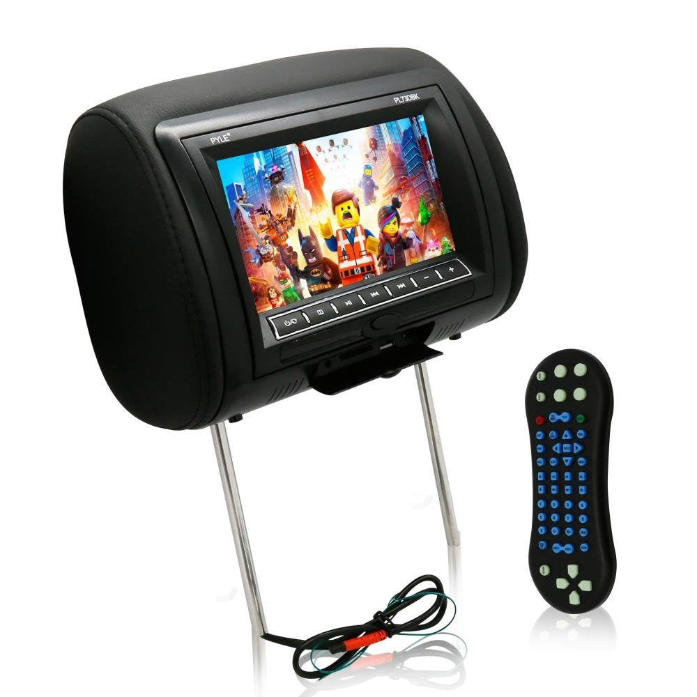 #7 Best Headrest DVD Player - Pyle PL73DBK
