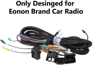 Eonon A0579 Wire Harness for BMW E46/E39/E53 GA9150KW GA8150A GA8201A GA8201 GA8166 GA7150 GA7201