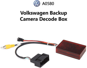 Eonon A0580 Volkswagen Backup Camera Decoder Box Only for GA9153A/GA9353/GA9253B