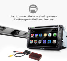 Load image into Gallery viewer, Eonon A0580 Volkswagen Backup Camera Decoder Box Only for GA9153A/GA9353/GA9253B