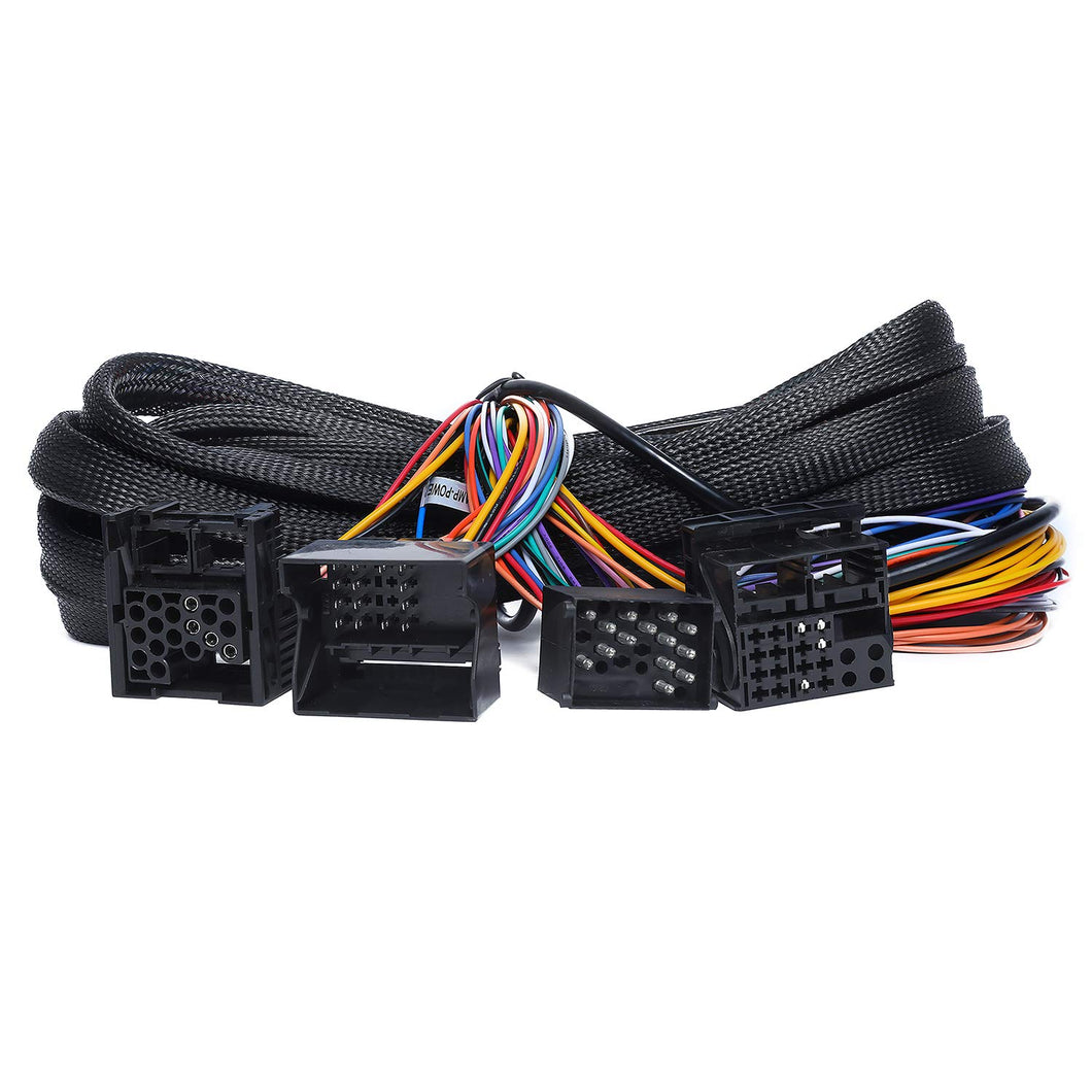 Eonon A0582 17 Pin 40 Pin Extension Harness for GA9250B GA9301B GA9150B GA9201B GA9350 GA9349