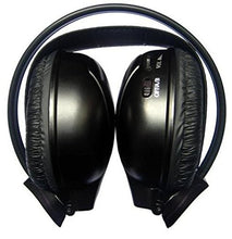 Load image into Gallery viewer, 2 Channel IR Wireless Car Audio Headphone Headset for Headrest DVD Monitors IR-X