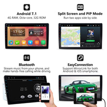 Load image into Gallery viewer, Eonon GA2168 10.1 Inch Android 8.1 Double Din in-Dash Car Radio