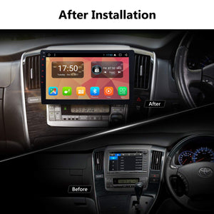 Eonon GA2168 10.1 Inch Android 8.1 Double Din in-Dash Car Radio