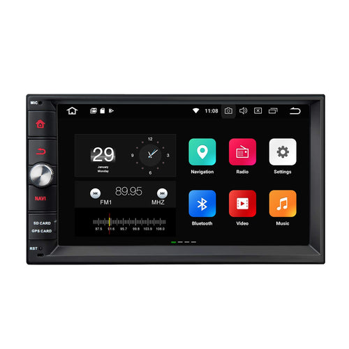 Eonon GA2170 Android 8.0 Double Din in-Dash Car Radio