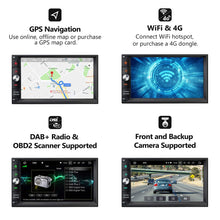 Load image into Gallery viewer, Eonon GA2170 Android 8.0 Double Din in-Dash Car Radio