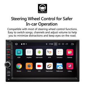 Eonon GA2170B Android 8.0 Double Din in-Dash Car Radio