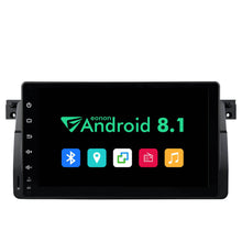 Load image into Gallery viewer, Eonon GA9150KW Android 8.1 Apple Carplay Car Radio for BMW E46 3 Series 1999-2004