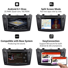 Load image into Gallery viewer, Eonon GA9163K Android 8.1 Car Radio for Mazda 3 2010-2013