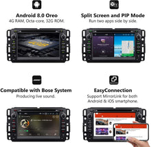 Load image into Gallery viewer, Eonon GA9180A Chevy GMC Buick Android 8.0 In Dash DVD Player Car Stereo