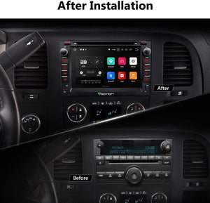 Eonon GA9180A Chevy GMC Buick Android 8.0 In Dash DVD Player Car Stereo