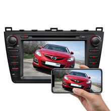 Load image into Gallery viewer, EONON GA9198B Android 8.0 for Mazda 6 2009 2010 2011 2012 8 inch Multimedia Car DVD GPS