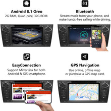 "Load image into Gallery viewer, EONON GA9265B for BMW 3 Series E90 E91 E92 E93 Android 8.1 7"" android in-dash car stereo"