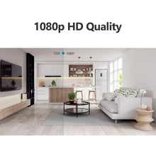 Load image into Gallery viewer, Wifi Home Security Camera 360 Degrees Motion Tracking Phone Remote Control 1080p
