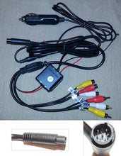 Load image into Gallery viewer, Cigarette Lighter Power Supply Cable for Headrest DVD Player Monitor