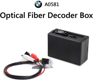 Eonon A0581 Optical Fiber Decoder Box Designed for GA9165A/GA9265B/GA9165B/GA9365