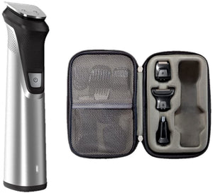 Philips Norelco Multigroom All-in-One Trimmer Series 9000, 25 pieces and premium case 10624
