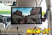 Load image into Gallery viewer, PAIR 12.5 Inch Android 9 Car Headrest Monitors RSE Screen Mirroring WiFi - AUTOTAIN MEGA-20