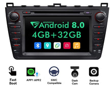 Load image into Gallery viewer, Eonon GA9198B2 Mazda 6 2009-2012 Android 8.0 Oreo Car DVD Player Car GPS Navigation