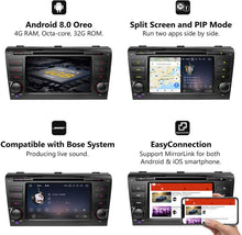 Load image into Gallery viewer, Eonon GA9151B Mazda 3 (2004-2009) Android 8.0 7 Inch Touchscreen Car DVD CD Receiver