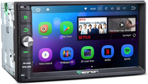 Eonon GA2175 Android 8.1 Double Din Car Stereo 1024x600 HD Universal