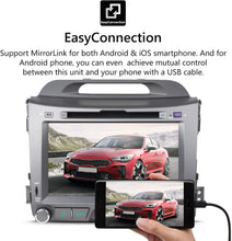 "Load image into Gallery viewer, Eonon GA8200 KIA Sportage Series 3 Android 7. 1 In Dash Car Stereo GPS 8"" Touch Screen"