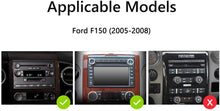 Load image into Gallery viewer, Eonon GA9173A Android 8.0 Apple Carplay Car Radio for Ford F150 Double Din