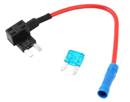 Add A Circuit Fuse Mini ATM Dual Fuse Holder Tap