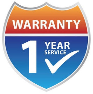 1 Year Extended Warranty for Headrest DVD Players