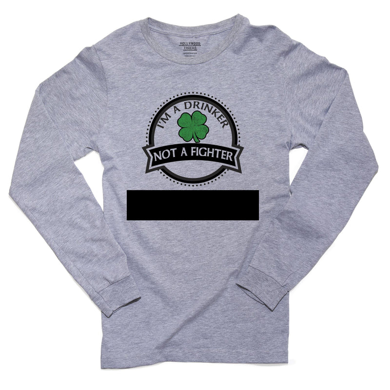 men long sleeve t-shirt