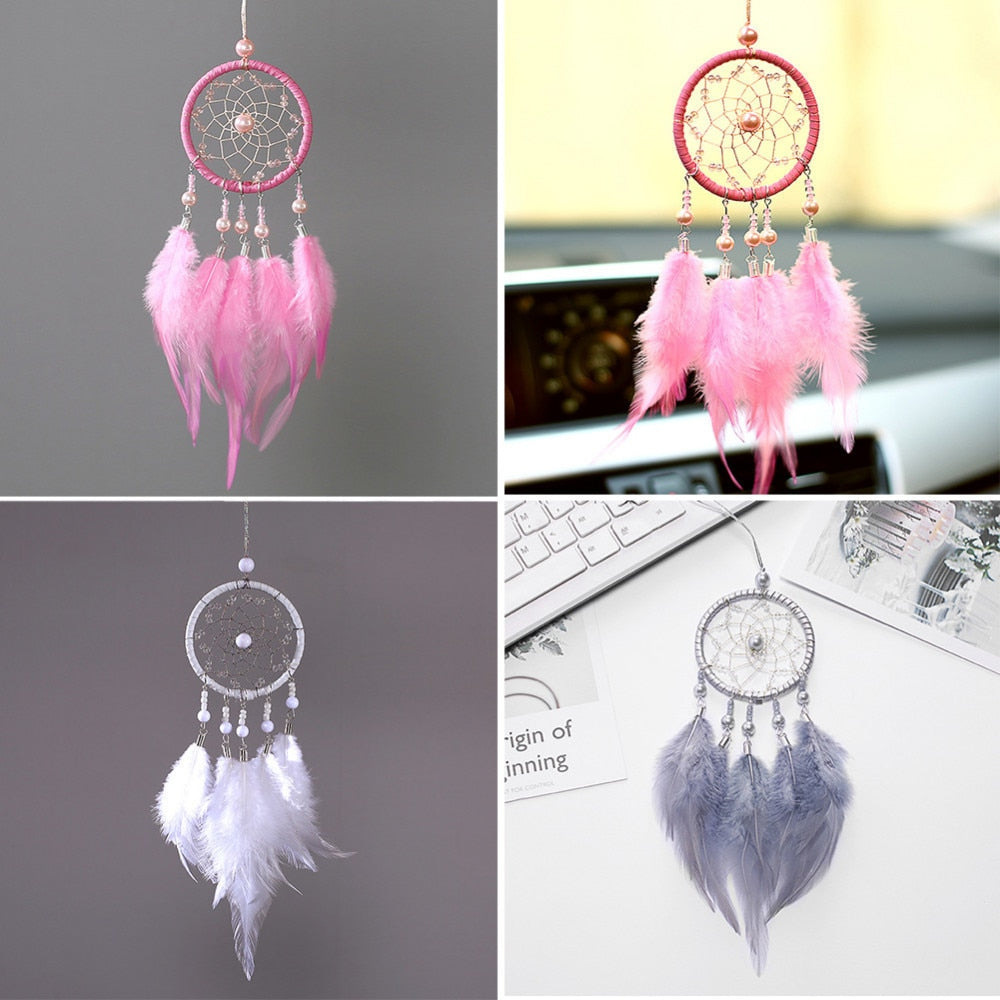 Famure Dream Catcher Wind Chimes - unscandy