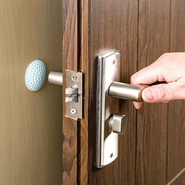 Golf Styling Wall Thickening Mute Door Sticker - unscandy