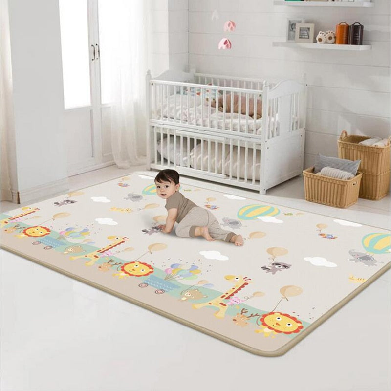180*200cm Baby Crawling Fun Environmental Protection Game Blanket for Children Activity