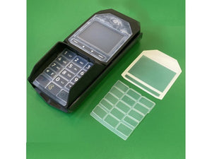 New Ingenico, Verifone & Worldline card machine antimicrobial covers added to site