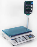 CAS AP Retail Scale (Flat Plate or Scoop) - Premier Cash Registers