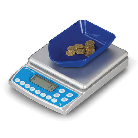 Brecknell CC-804 Coin Counting Scale