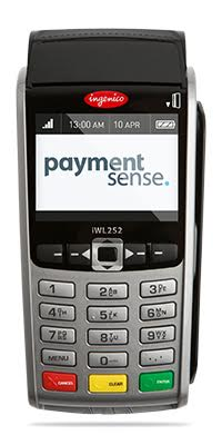 Paymentsense Linked PED Card Machine