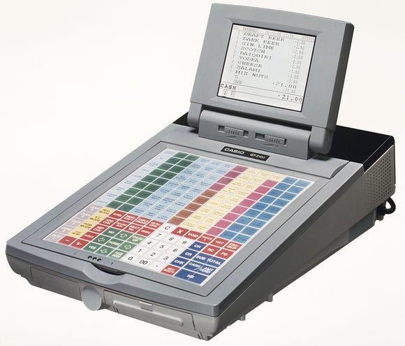 Casio QT-2100 POS Terminal (Monthly Rental) - Premier Cash Registers