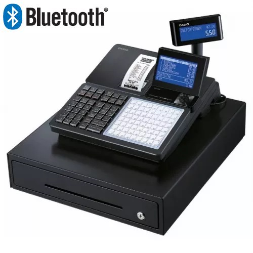 Casio SR-C550 Cash Register