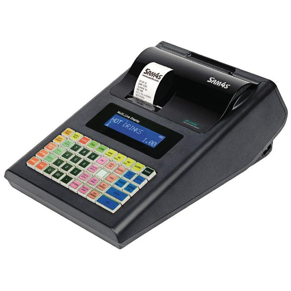 Sam4s ER-230BEJ Cash Register - Premier Cash Registers