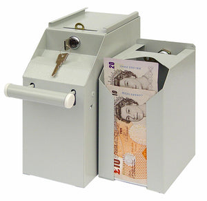 Slot Box Note Safe - Premier Cash Registers